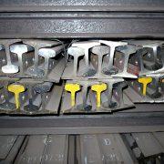 38kg steel rail for mining