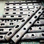 forged crane rail joint bar