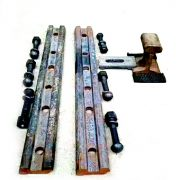 rail joint bar and fixing fastener