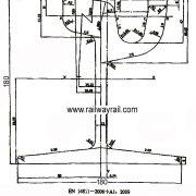 Ri60N-60R2 grooved rail