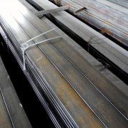 Rail flat bar