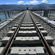 Exportable flat bottom rails