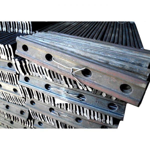 30kg carbon steel rail fishplate
