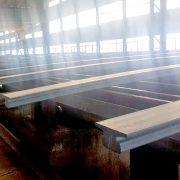 hot rolling a150 crane rail
