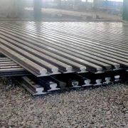 stock of a150 crane rail
